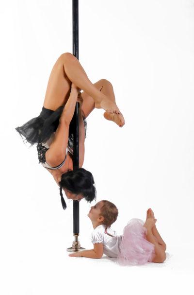 Pole Dance - mamma e figlia