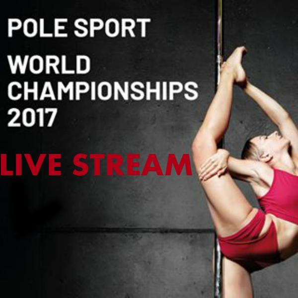 16-17 Dicembre : Pole Sport World Championship 2017. Seguite gli attesissimi mondiali in diretta Streaming, qui!