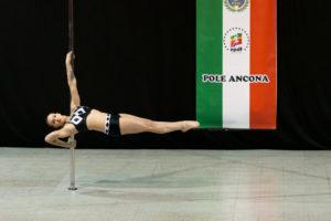 Bianca Breschi - campionato italiano pole sport 2017 Ancona