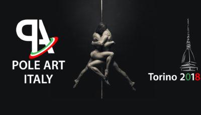 Competizione Pole Art Italy Torino 2018